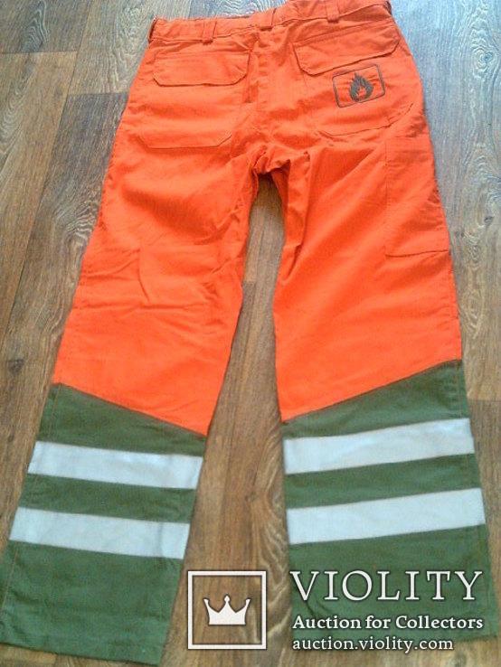 Защитный плащ + штаны, фото №12