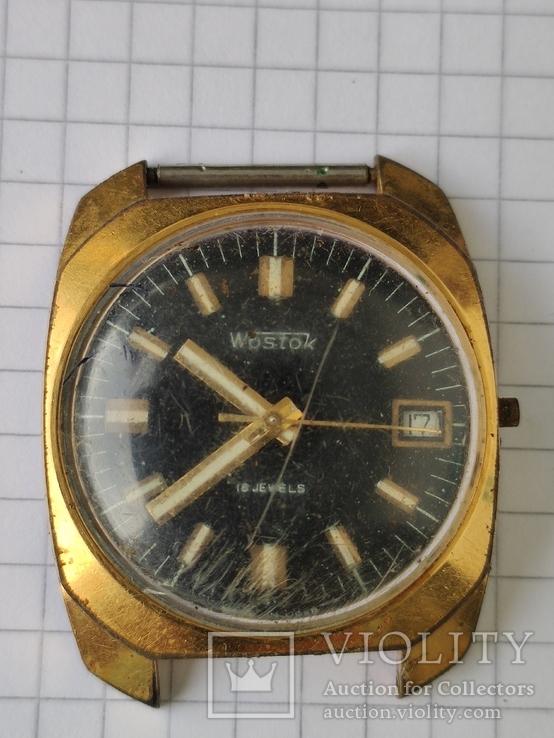 Годинники Ау в позолоті на ремонт, фото №6