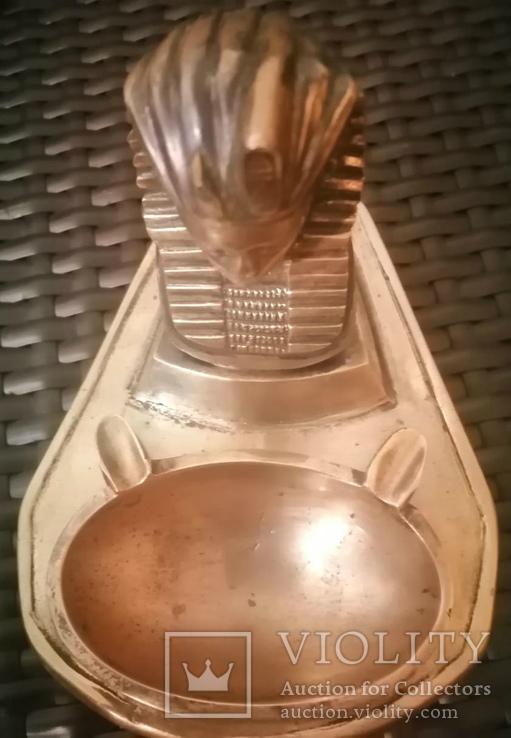 Пепельница Фараон, фото №5