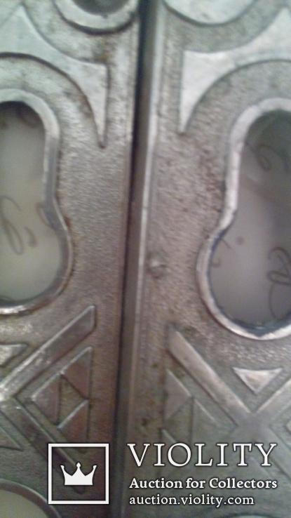 Накладки на дверь для замка  2 шт, фото №4