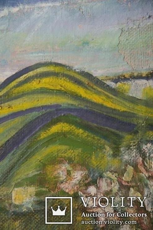 Дом на горе. Автор неизвестный, фото №7