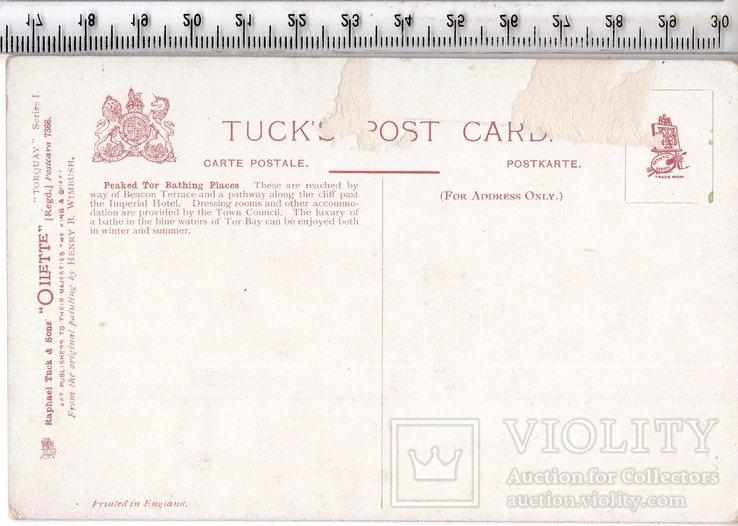 Великобритания. Пикед Тор. До 1945 года.(3), фото №3