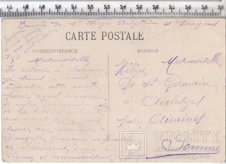 Франция. Самюр. До 1945 года.(3), фото №3