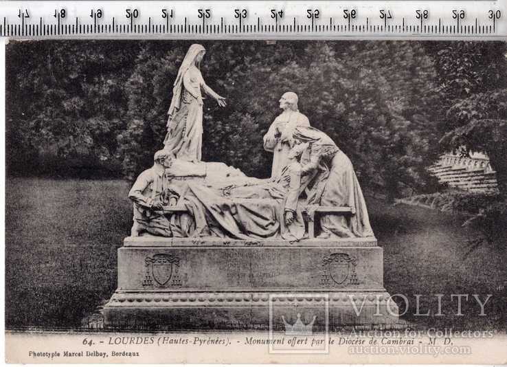 Франция. Лурд. 1930 год.(3), фото №2
