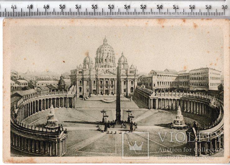 Италия. Рим. До 1945 года.(3), фото №2