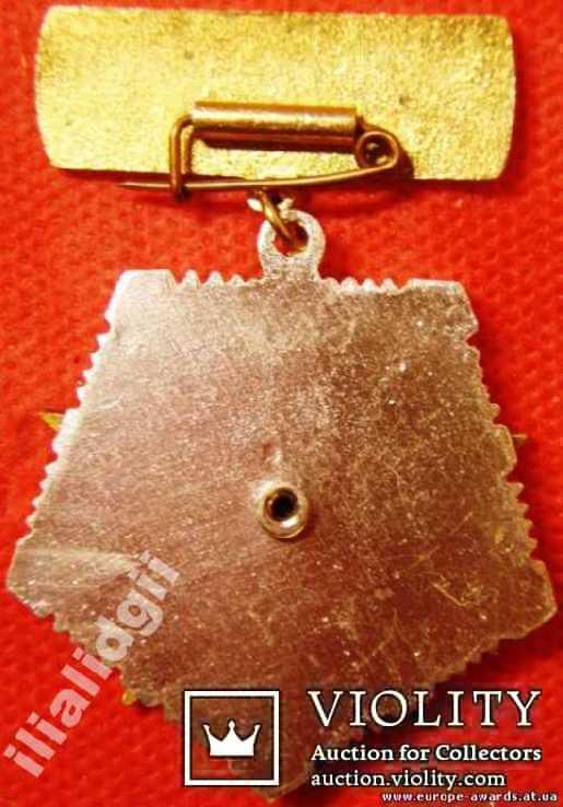Албания, Орден Мать Героиня, 2 тип, фото №3