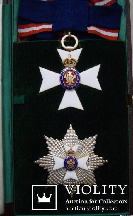 Великобритания, G.C.V.O. Ордена Королевы Виктории ., фото №2