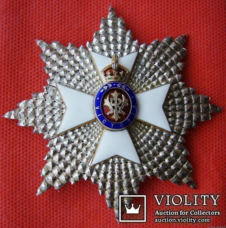 Великобритания, G.C.V.O. Ордена Королевы Виктории ., фото №3