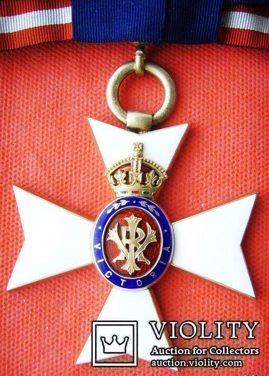 Великобритания, G.C.V.O. Ордена Королевы Виктории ., фото №5