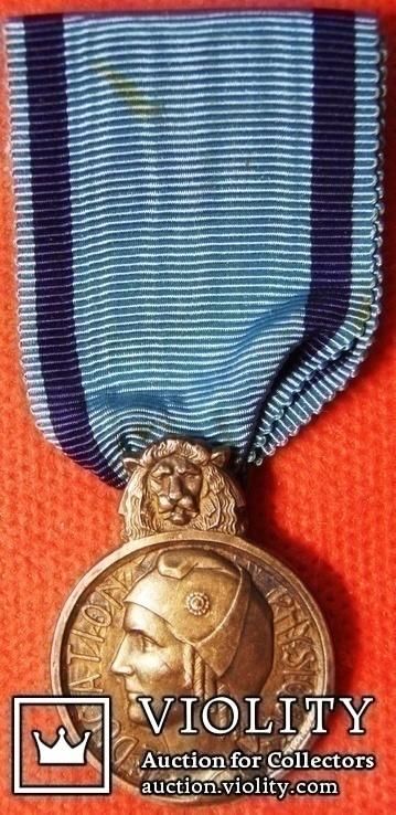 """Франция, Почетная медаль """"За Спортивные Заслуги"""", фото №2"""