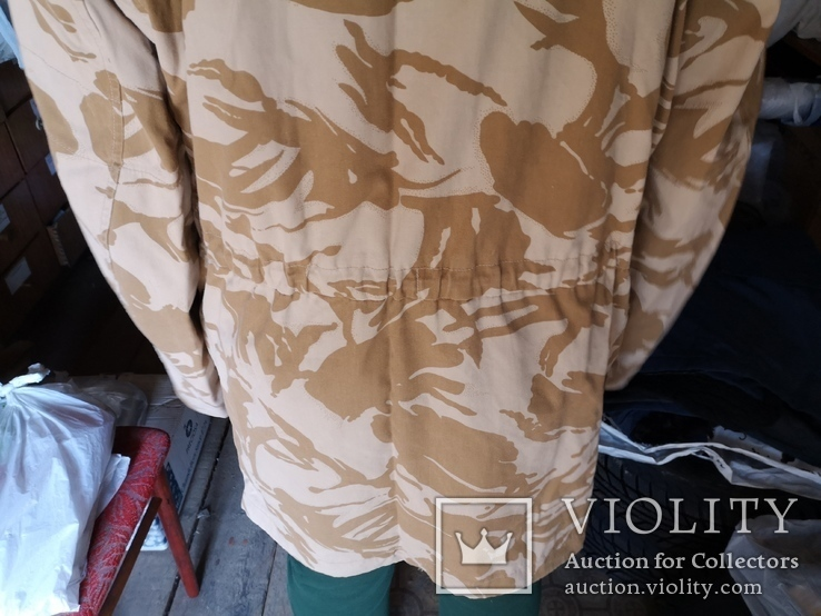 Куртка парка бушлат англия НАТО форма DDPM  пустыня Сахара, фото №5