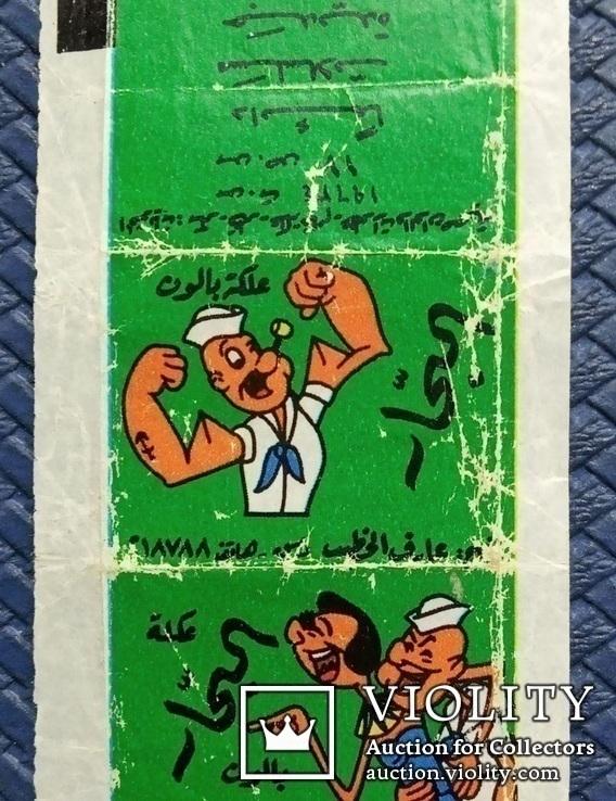 Обертка (Popeye the Sailor-Папай моряк. Сирия)., фото №9