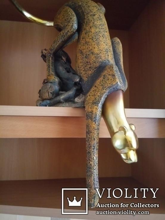Статуэтка декор Гепард, фото №2