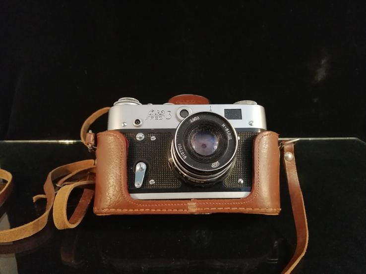 ФЭД-3 — советский дальномерный фотоаппарат, фото №2