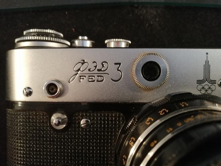 ФЭД-3 — советский дальномерный фотоаппарат, фото №7