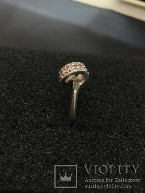 Колечко серебряное, фото №5