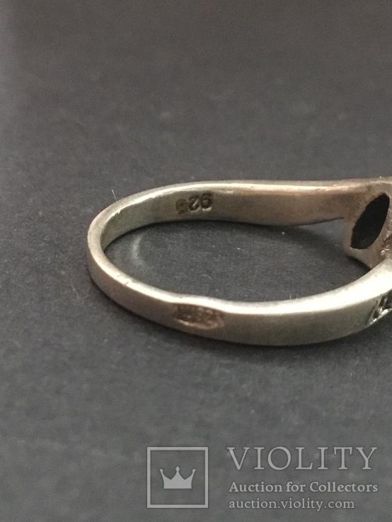 Серебряное кольцо, фото №6