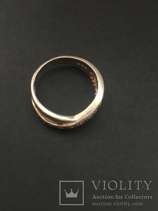 Серебряное кольцо, фото №3