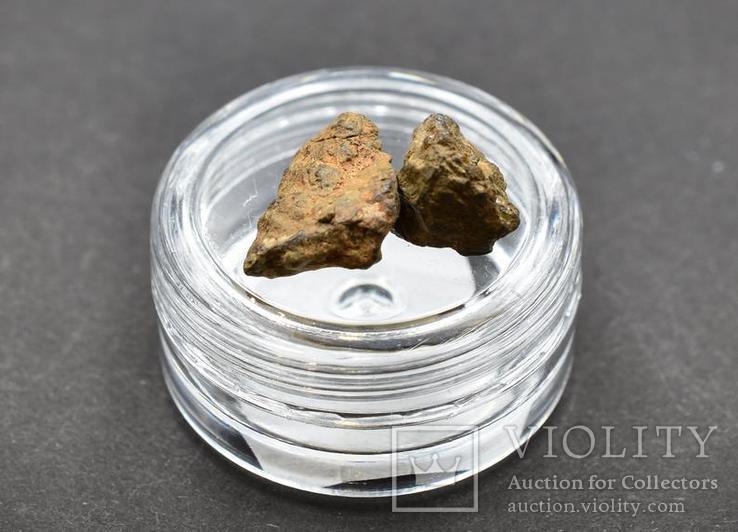 NWA каменный метеорит, обычные хондриты, для коллекционеров, фото №2