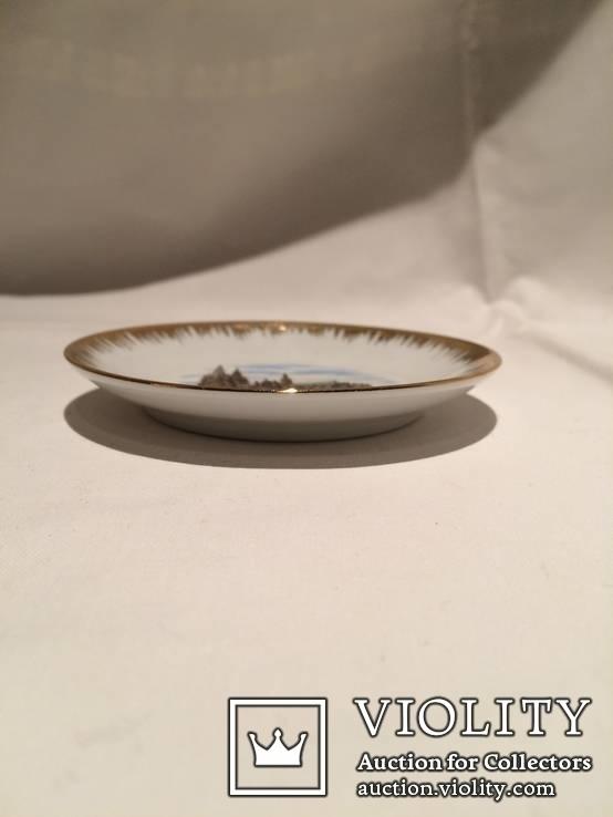 Декоративная сувенирная тарелка Кёльн, фото №5