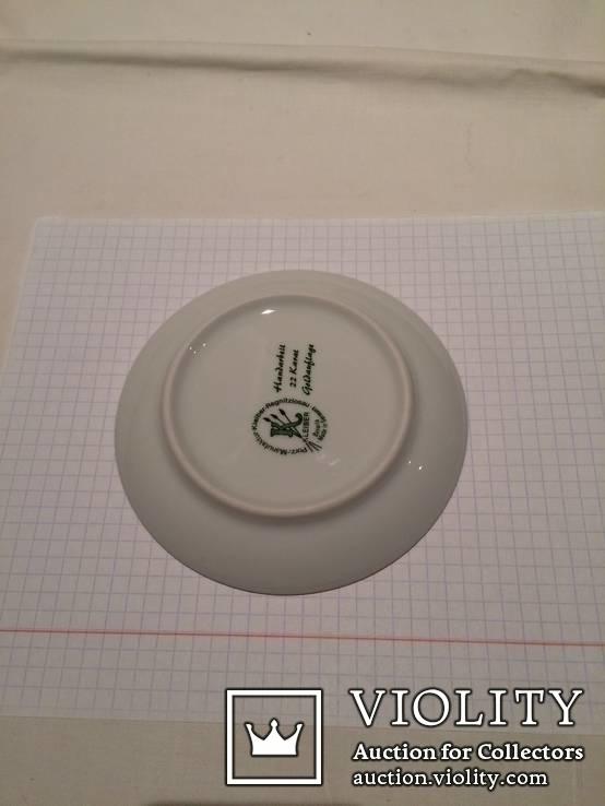 Декоративная сувенирная тарелка Кёльн, фото №7