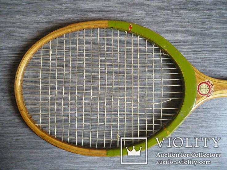 Теннисная ракетка Карпаты с чехлом Спорт, фото №6