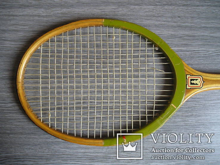 Теннисная ракетка Карпаты с чехлом Спорт, фото №7