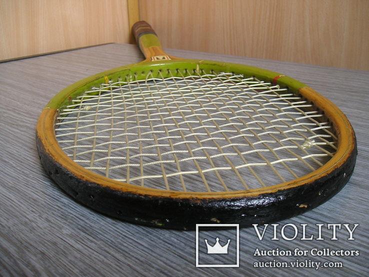 Теннисная ракетка Карпаты с чехлом Спорт, фото №11