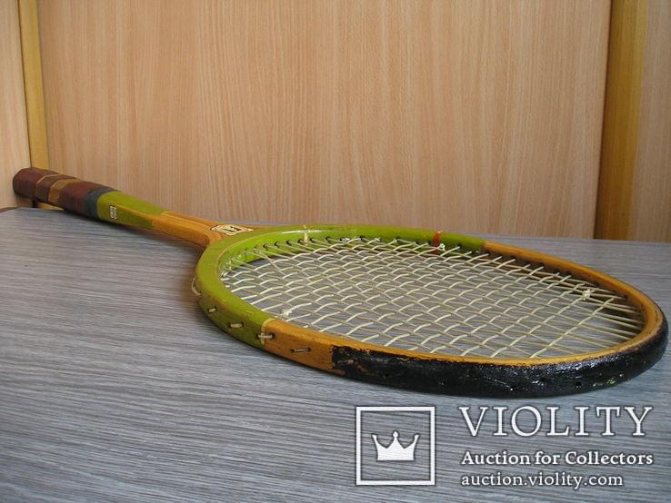 Теннисная ракетка Карпаты с чехлом Спорт, фото №12