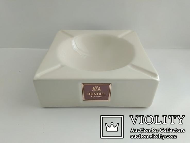 Пепельница Dunhill Seton Pottery Англия винтаж, фото №3
