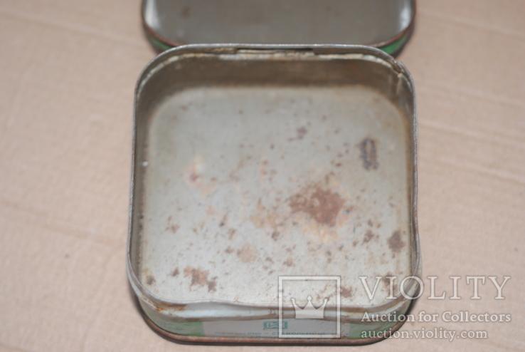 Коробка из под зубного порошка Мятный парфюмерно-стекольный комбинат г Николаев, фото №7
