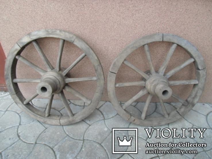 Колеса для воза, фото №2
