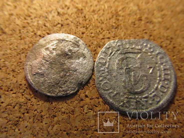 Коронный солид  1617 г. +бонус, фото №5