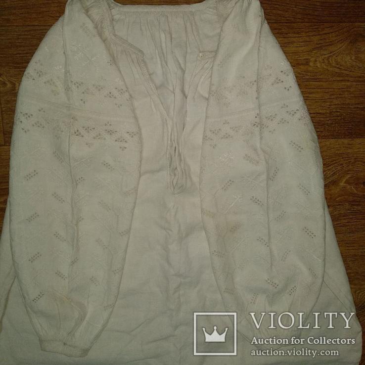 Женская сорочка вышиванка, фото №6