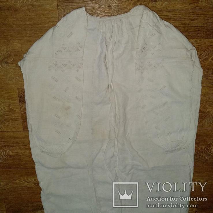 Женская сорочка вышиванка, фото №12