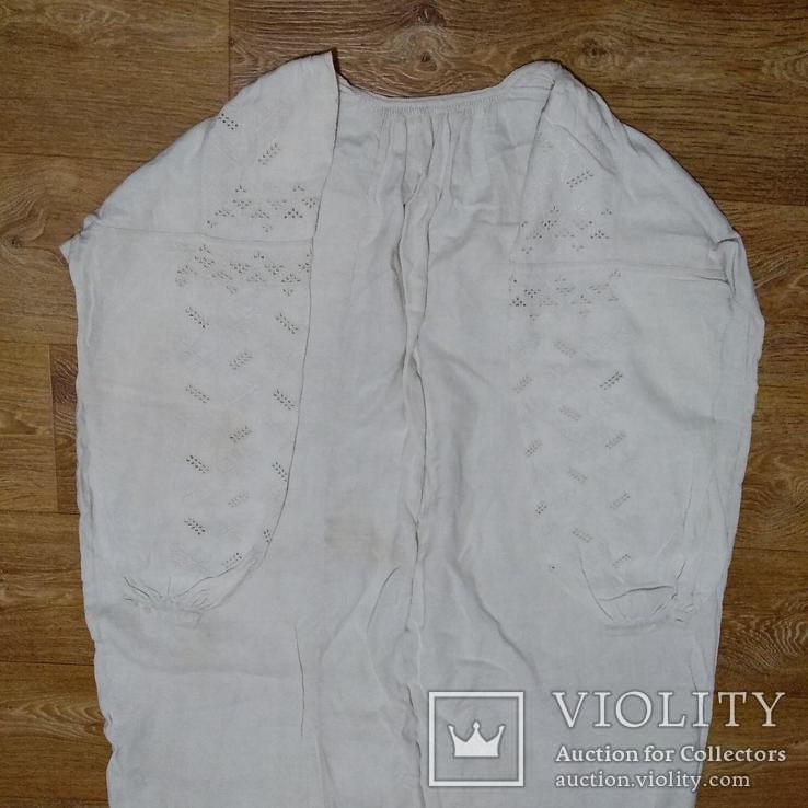 Женская сорочка вышиванка, фото №13