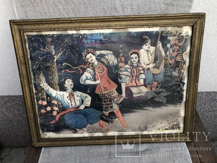 Картина на Украинскую тематику. Репродукция., фото №2