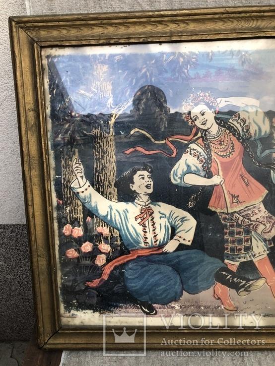 Картина на Украинскую тематику. Репродукция., фото №3
