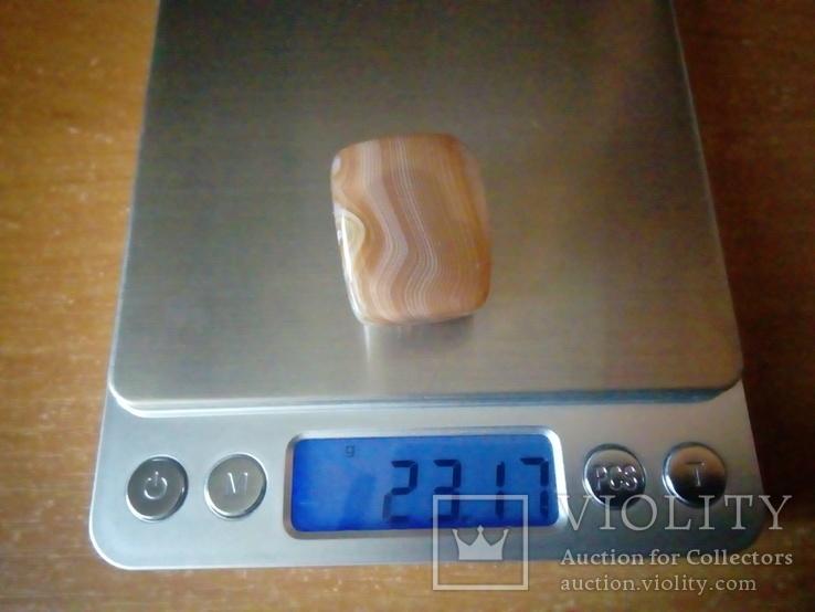 Природний камінь мінерал 23 г, фото №2