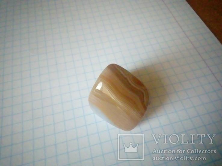 Природний камінь мінерал 23 г, фото №13