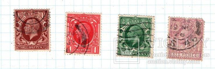 Великобритания. Король Георг V, фото №2