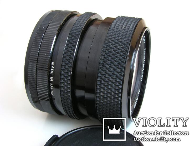 Soligor МС 3,5-4,5/28-50 для Canon FD, фото №6