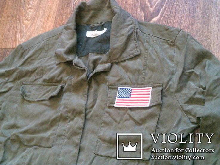 L.O.G.G.military bathrobe - халат роба, фото №3