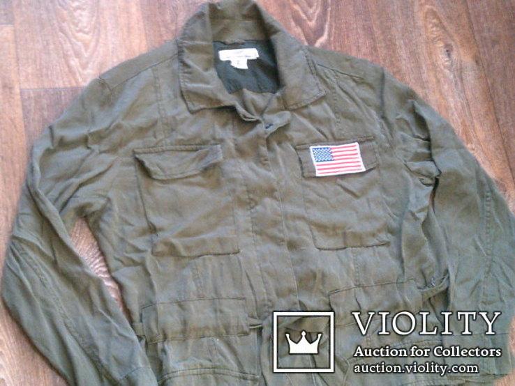 L.O.G.G.military bathrobe - халат роба, фото №4