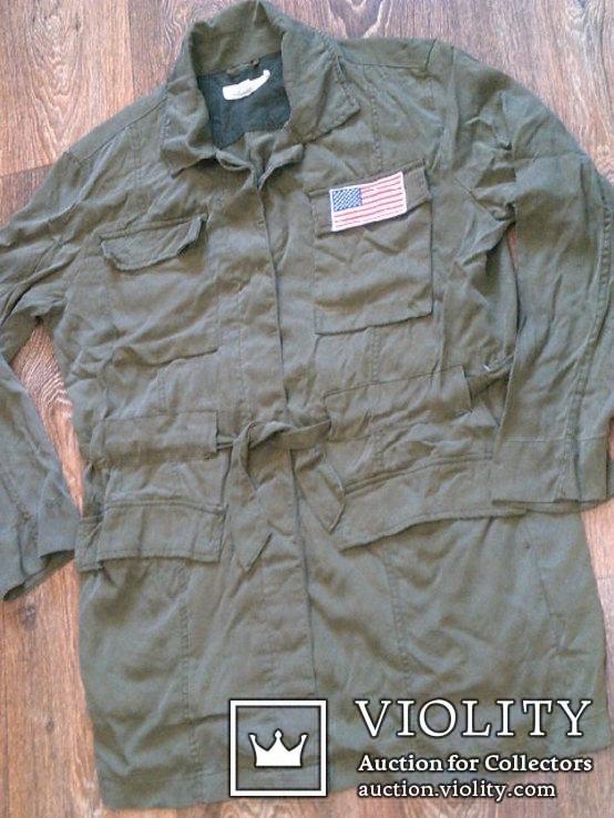 L.O.G.G.military bathrobe - халат роба, фото №5