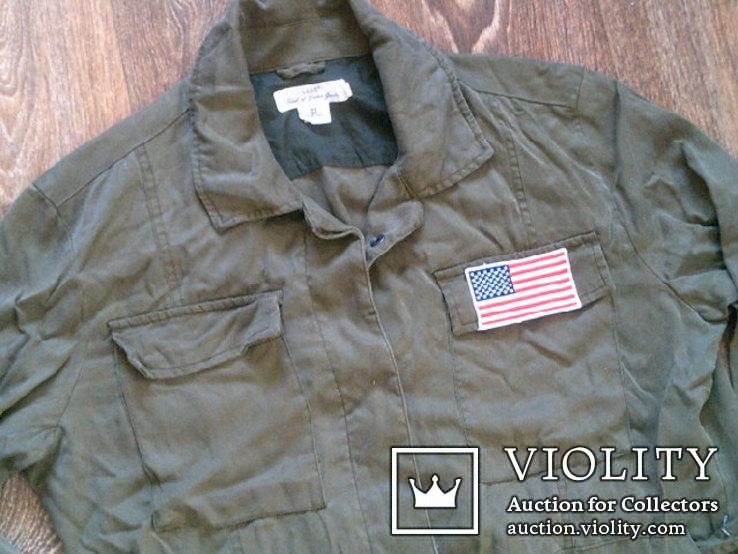 L.O.G.G.military bathrobe - халат роба, фото №6
