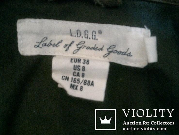 L.O.G.G.military bathrobe - халат роба, фото №7