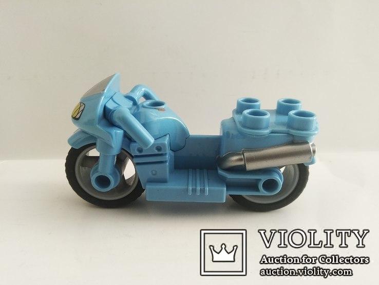 Мотоцикл Lego, фото №2