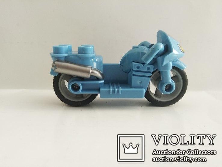 Мотоцикл Lego, фото №3