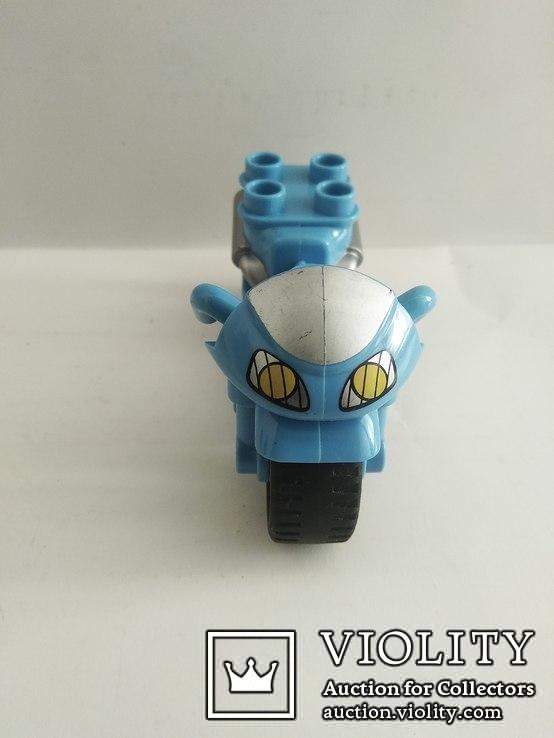 Мотоцикл Lego, фото №5